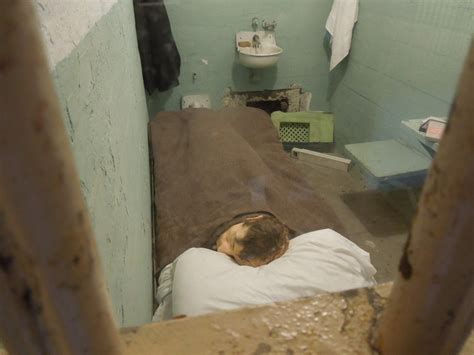 Prison cell 138, Alcatraz | © photo by Paul Wright On