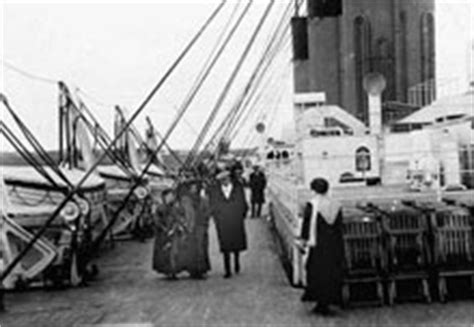 Cruise Ship History – A new TITANIC Controversy about the