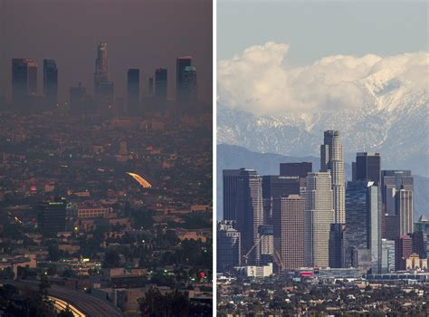As Smog Thins in L