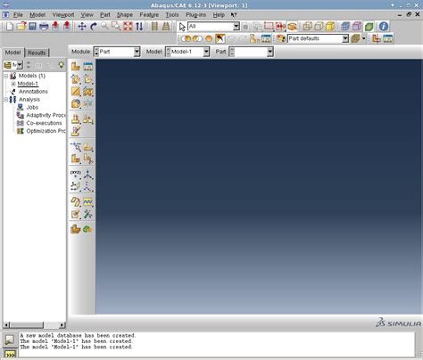 Abaqus CAE on HPC – IT RSS (Research Support Services