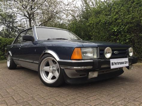 Used Blue/Silver Ford Granada for Sale   Middlesex