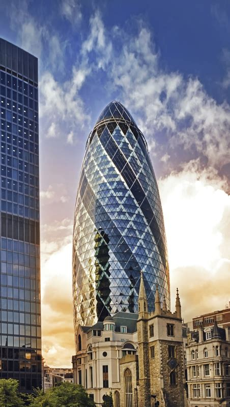 CBRE Tapped to Manage London's Gherkin