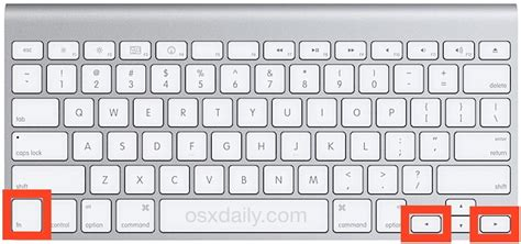 """The """"Home"""" & """"End"""" Button Equivalents on Mac Keyboards"""