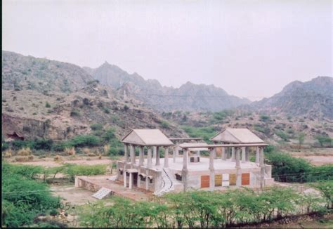 Pakistan Geotagging: Monument Of Bucephalus The Horse of