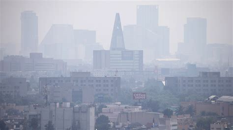 In Mexico City, The Return Of Terrible Smog : Parallels : NPR