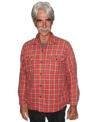 Sam Elliott on Joining Justified, His Mustache, His Voice