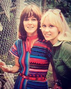 vintage everyday: Sexy Pictures of ABBA's Agnetha Faltskog