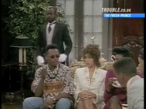 The Fresh Prince of Bel Air - Uncle Phil throwing Jazz out