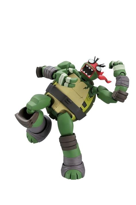Official Images and Info For Revoltech TMNT Figures - The