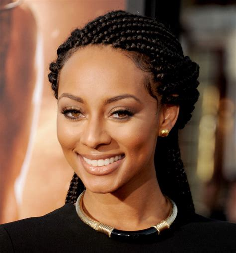 Keri Hilson Fires Back At Empty Arena Performance Remarks