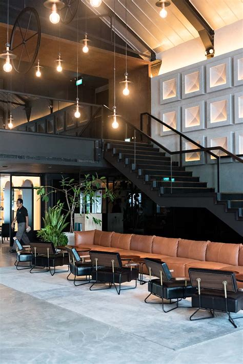 The Warehouse Hotel Review: Industrial Chic in Singapore