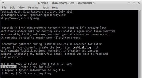 How to Recover Deleted Windows Files with Linux