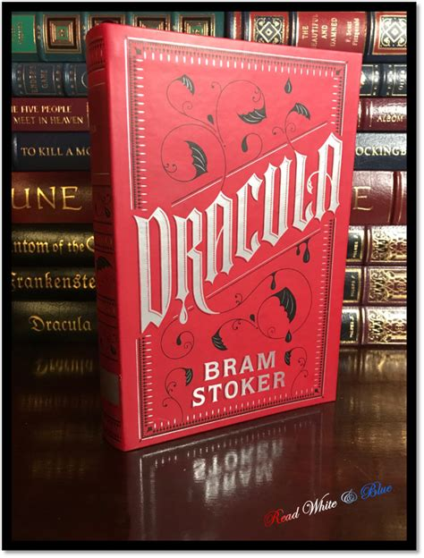 Dracula by Bram Stoker New Leather Bound Deluxe