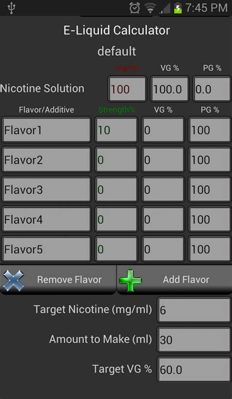 The Ultimate Guide to Vaping Apps and Calculators
