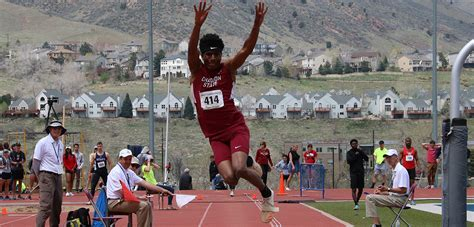 Isaac Grimes - Track & Field - Chadron State College Athletics