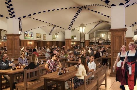 Join our ultimate Haus Party   Hofbräuhaus St