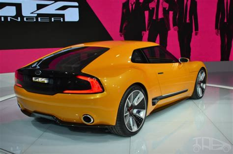 2016 Kia GT4 Stinger Release Date and Concept | 2017 Cars