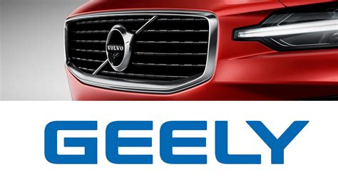 Volvo In Merger Talks With Geely As The Two Consider