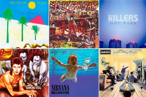 50 Iconic Indie Album Covers: The Fascinating Stories