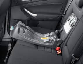 Child Seat BABY-SAFE ISOFIX base - Ford Online Accessory