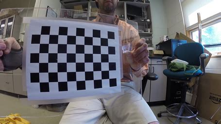 GoPro Lens Calibration and Distortion Removal - The