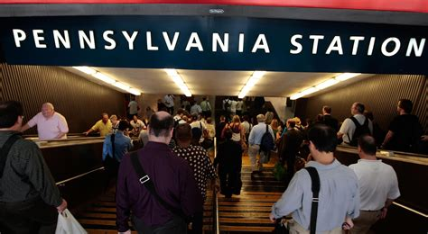 Penn Station in NYC Guide; How to Get to Penn Station
