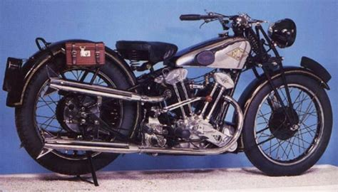 NUT 680cc Classic Motorcycle Pictures