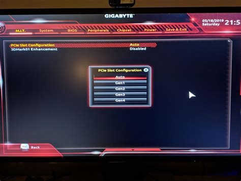 Gigabyte's latest BIOS update enables PCIe 4