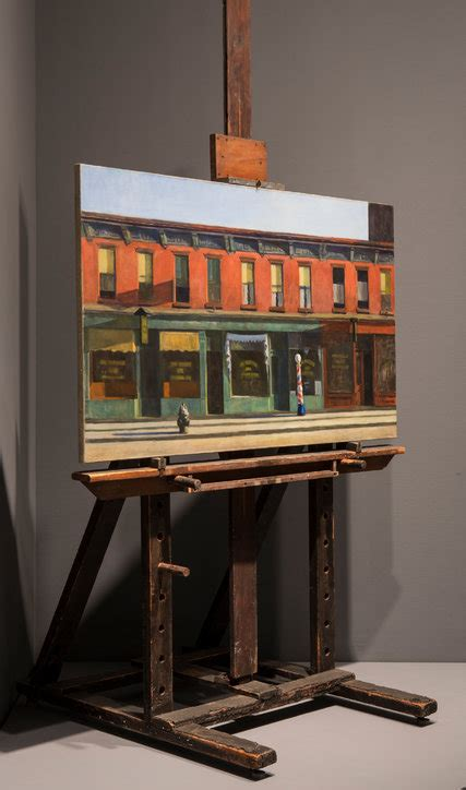 'Hopper Drawing,' at the Whitney Museum - The New York Times