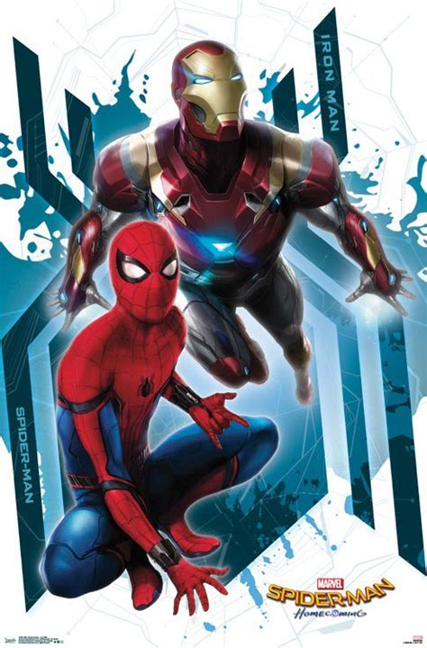 New Promo Art For 'Spider-Man: Homecoming' Surfaces Online