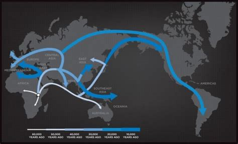 National Geographic's Genographic Project : Citizen
