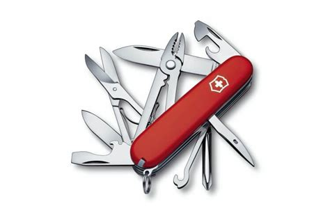 Couteau suisse Victorinox Tinker Deluxe 18 fonctions