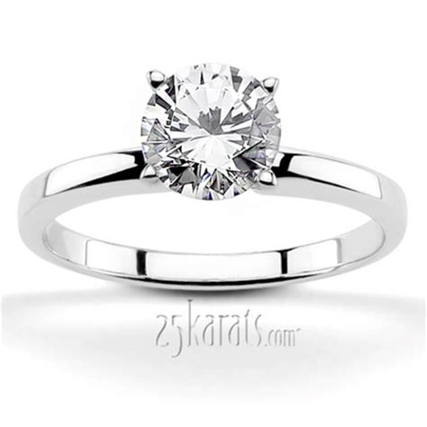 Solitaire Engagement Rings, Loose Diamonds, Mountings at