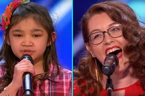 'America's Got Talent': 2 Inspirational Singers Steal The