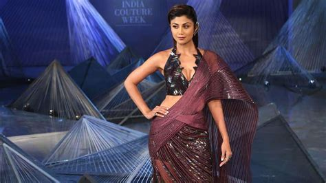 India Couture Week 2018, Day 3: Shilpa Shetty sizzles as