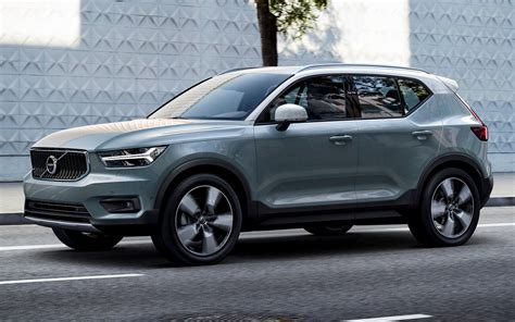2017 Volvo XC40 - Wallpapers and HD Images | Car Pixel