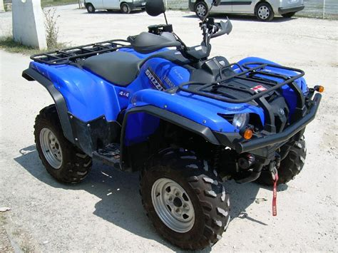 Annonce quad YAMAHA Grizzly 700 standard occasion 2009