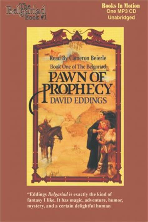 Listen Free to Pawn of Prophecy by David Eddings with a