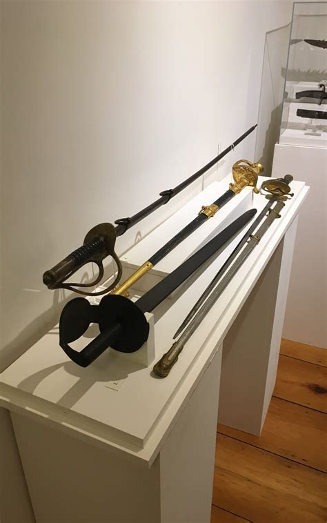 Weapons | Oysterponds Historical Society