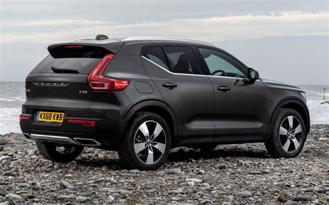 2018 Volvo XC40 Inscription (UK) - Wallpapers and HD