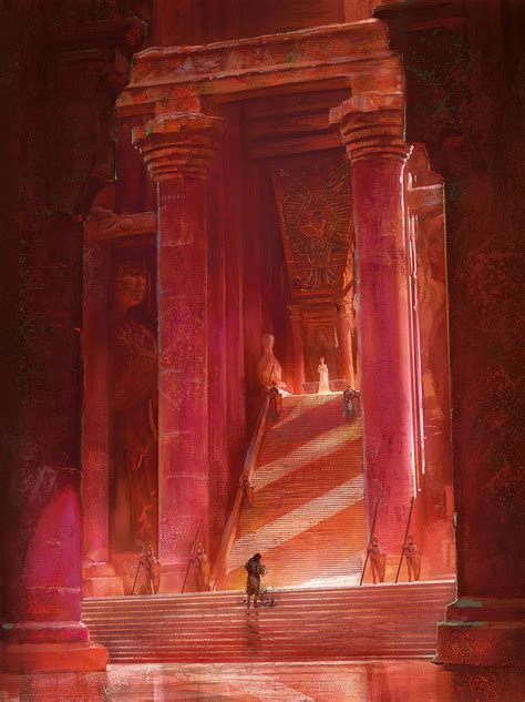 Audience chamber (Great Pyramid) - A Wiki of Ice and Fire