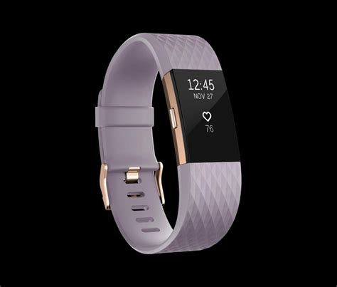 BRAND NEW Fitbit Charge 2 HR Special Edition Lavender and