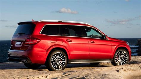 Mercedes-AMG GLS 63 2016 review | road test | CarsGuide