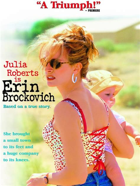 Erin Brockovich Becomes the Inspiration of the World Society