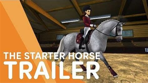 Video - The Updated Starter Horse - Star Stable Trailers