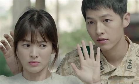 'Descendants Of The Sun' Gets So Popular That China Has To