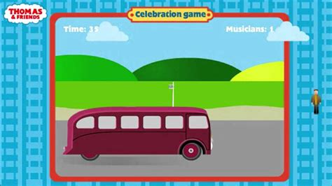 Thomas and Friends Celebration Game 5 - Kids Games Online
