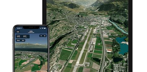 ForeFlight App Shows Airport 3D Previews | Business