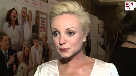 Helen George Interview - Call The Midwife Season 3 - YouTube