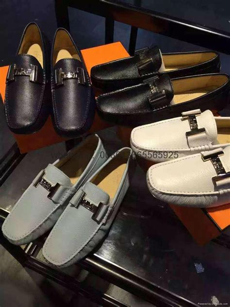 Wholesale Hermes shoes AAA quality replica hermes shoes